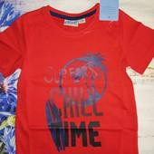 Фирменная футболочка Alive на 116/122 см!