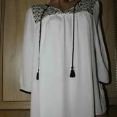 Много лотов!Очень красивая вискозная блузочка!