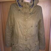 Куртка, парка, легкая деми, р. 14-16 лет 165 см. H&M l.o.g.g. в ідеалі