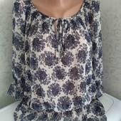 Стильная шифоновая блузочка!!!