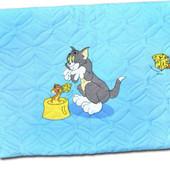 Стеганое детское одеяло 110*150, облегченное, универсальное