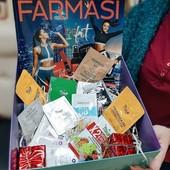 Набор саше - 10 шт по 2,5 - 5 мл каждый!!! от Farmasi ! Фармаси бесплатная доставка от 900 грн