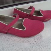 Туфли на девочку от ТМ Fieerinni 29 разм. - 18,5 см стелька