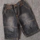 Джинсовые шорты бриджи Urban outlaw США.