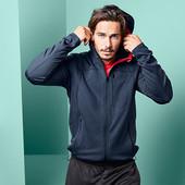 Функциональная спортивная куртка с капюшоном, Tchibo Германия, размер L