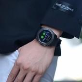Крутые умные смарт часы. Smart Watch V8.цвет чёрный.встроенный Whats App