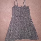 Очень красивое, фирменное, новое платье в мелкий цветочек