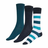 3 пары мужских носков Livergy® Германия, размер 43-46.