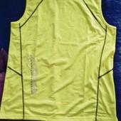 спортивная мужская майка футболка Crivit размер л(52-54)( нужно сполоснуть)