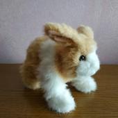 Интерактивный кролик-зайчик, fur real friends