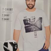 Футболка с принтом Livergy Германия, р. Ххл, фото 1