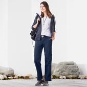 ☘ Функциональные брюки-шорты темно-синего цвета DryАctive Plus, Tchibo, рр. наши: 48-50 (42 евро)