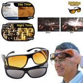 Комплект очков для водителей HD Vision Day & Night