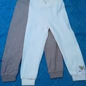 Набор 2шт, штанишки для мальчиков и девочек Lupilu размер 86/92 ( 12 - 24 мес.) )