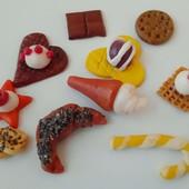 Іграшкові продукти для ляльки все з фото 1