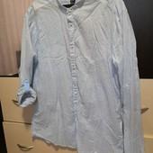 Очень классная, легкая рубашкаH&M. р. Xl