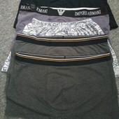 Мужское белье XL, 5шт в лоте