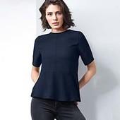 Стильная, элегантная блузка из крепа Tchibo Германия, размер 40евро (наш 46)