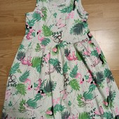 Платье 8-10 лет.