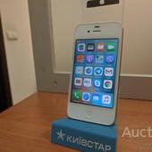 Не пропустите!!! Apple iPhone 4s16gb iCloud/Apple id чистый! оригинал из сша! как новый!