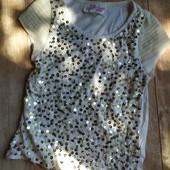 Блуза на 5-6 лет