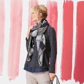 Эффектный свитерок с блузкой-обманкой от Tcm Tchibo, Германия, евро р-р 40-42