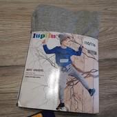 Германия! Модные спортивные джогеры на мальчика, 110-116 см, 4-6 лет.