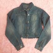 Много лотов,женский джинсовый пиджак,р.С