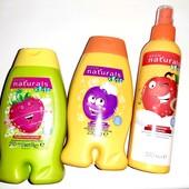 Детский набор от Avon!!! Гель для душа,шампунь,пена для ванны,спрей для расчесывания.Собирайте лоты!