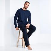 ☘Лот брюки☘ Мужские брюки для сна и отдыха, хлопок, Tchibo(Германия),рр. наш: 48-50/(М евро)