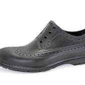 Туфли оксфорды литые эва пена-Непромокаемые .