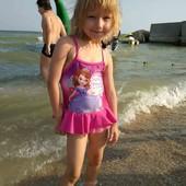 Красивый купальник на 5 лет!