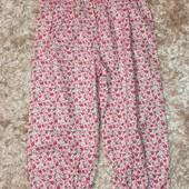 Короткие штанишки на 11-12 лет (х/б)
