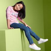☘ Качественные стильные треггинсы для юных модниц от Tchibo(Германия), размер:122/128