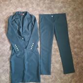 костюм тройка=пиджак, брюки, юбка