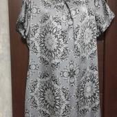 Фирменное новое красивое платье р. 18-20