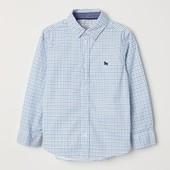 H&M рубашка на мальчика