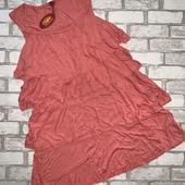 Шикарное летнее платье 100% вискоза Buffalo