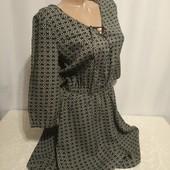 Esmara Германия Легкое летнее платье 100% вискоза Размеры