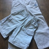 Набор шорты (3 года) и брюки- чиносы Miniwear 4 года