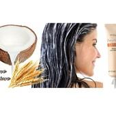 Чудо-Масло для сухих волос «Пшеница и кокос»смягчает, увлажняет и восстанавливает волосы