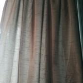 Красивенные шторы,2шт в лоте,118*182