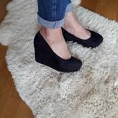 divided by h&m туфлі на платформі