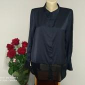 Vero moda! Красивейшая легкая блуза /рубашка р. 46 отличного сост.