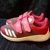 Кроссовки Adidas, ориг. Вьетнам, разм. 29 (17,5 см по бирке, реально 19 см). Сост. хорошее!