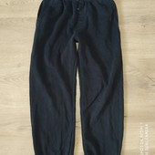 Спортивные штаны на 8-9лет замеры на фото