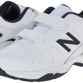 Нові шкіряні кросівки New Balance р.32,5 на липучках. Оригінал