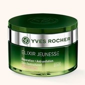 Дневной Крем Elixir Jeunesse -детокс Восстановление + Защита от негативных факторов 50мл ив роше