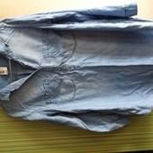 Знизила ціну!Жіноча джинсова рубашка великий розмір 50-52