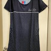 В наличии Трикотажное платье размер 3xl